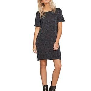 Volcom Knit Shirt Dress